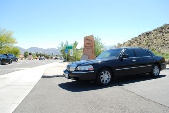Limo services in Palm Desert